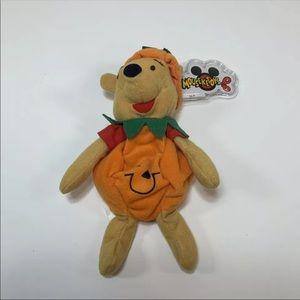 Disney Winnie the Pooh Halloween Pumpkin Plush